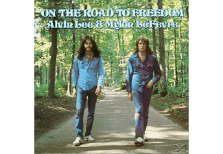 Alvin Lee;Mylon Lefevre - On The Road To Freedom [CD]