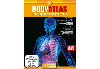 Discovery Home & Health - Body Atlas - (DVD)