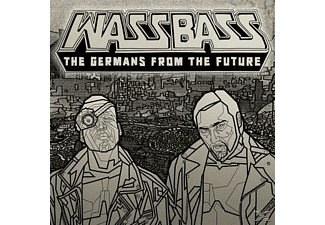 Wassbass - The Germans From The Future - (CD)