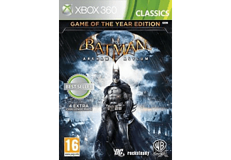 Batman Arkham Asylum (Game Of The Year) | Xbox 360