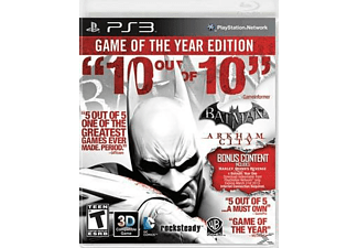 Batman Arkham City (GOTY Edition) | PlayStation 3
