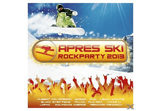 Various - Apres Ski Rockparty2013-42party Rock & Pisten Hits [CD]