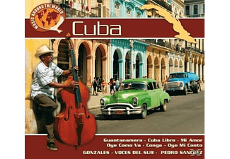 VARIOUS - Cuba-Music Around The World [CD]