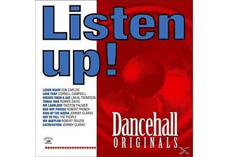 VARIOUS - Listen Up!dancehall - (CD)