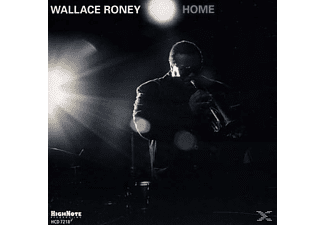 Roney Wallace - Home - (CD)