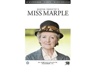 Agatha Christie's Miss Marple: De Complete Collectie - Seizoen 1-5 | DVD