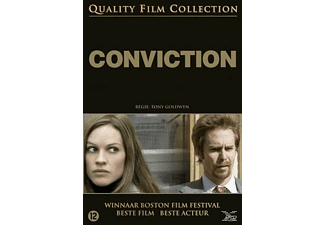 Conviction | DVD