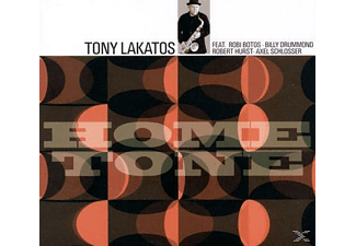 Tony Lakatos, VARIOUS - Home Tone - (CD)