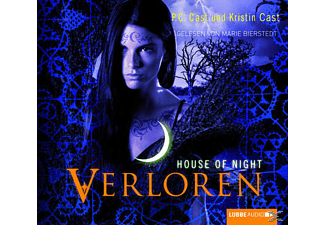 House of Night 10: Verloren - 5 CD - Science Fiction/Fantasy/Mystery