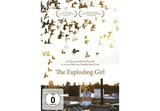 THE EXPLODING GIRL - (DVD)