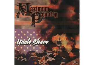 Maximum Penalty - Uncle Sham [CD]