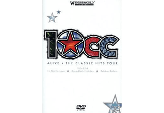 - 10CC - Alive - The Classic Hits Tour - (DVD)