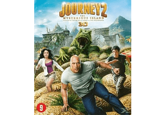 Journey 2: The Mysterious Island 3D | 3D Blu-ray