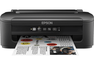 EPSON WorkForce WF-2010W, Tintenstrahldrucker, Schwarz