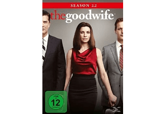 The Good Wife - Staffel 2.2 [DVD]