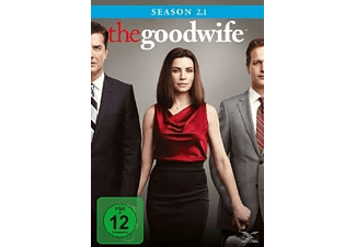 The Good Wife - Staffel 2.1 - (DVD)
