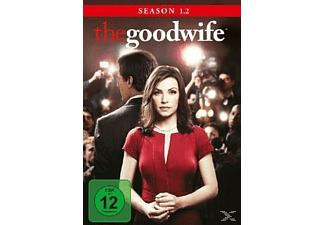 The Good Wife - Staffel 1.2 [DVD]
