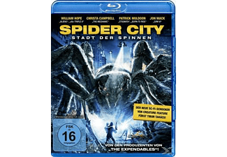 Spider City - (Blu-ray)