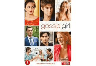 Gossip Girl Seizoen 5 TV-serie
