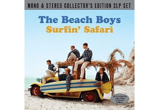 The Beach Boys - Surfin' Safari - (Vinyl)