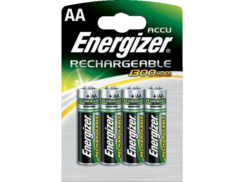 ENERGIZER RECHARGEABLE AA -1300mAh (HR6) τηλεόραση   ψυχαγωγία μην ξεχάσεις μπαταρίες  φορτιστές