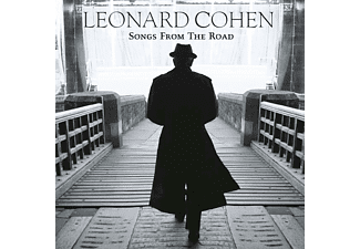 Leonard Cohen - Songs From The Road - (Vinyl)