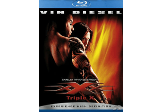 xXx - Triple X Action Blu-ray