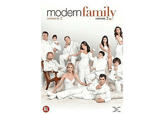 Modern Family Seizoen 2 TV-serie