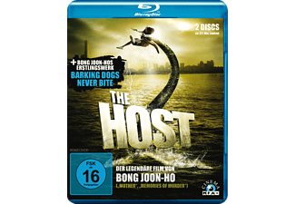The Host / Barking Dogs never Bite [Blu-ray]