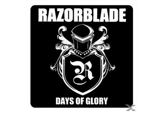 Razorblade - Days Of Glory - (LP + Bonus-CD)