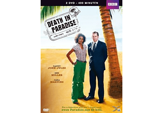 Death In Paradise - Seizoen 1 | DVD