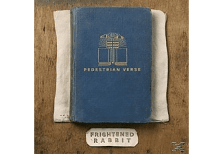 Frightened Rabbit - Pedestrian Verse [CD]