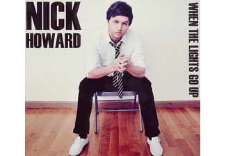 Nick Howard - When The Lights Go Up [CD]