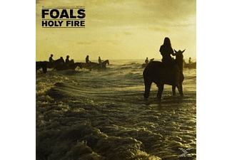 Foals HOLY FIRE Heavy Metal CD