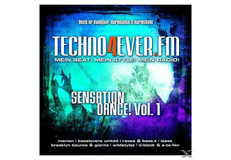 Various - Techno4ever.Fm [CD]
