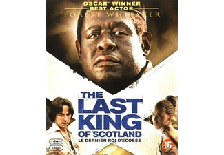 The Last King Of Scotland | Blu-ray
