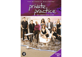 Private Practice - Seizoen 3 | DVD