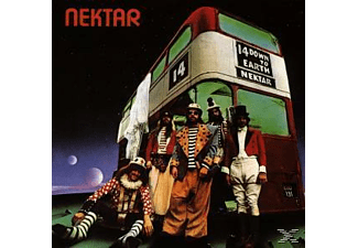 Nektar - Down To Earth [CD]