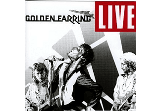 Golden Earring - Live - (CD)