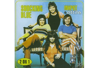 Shocking Blue - Inkpot & Attila - (CD)
