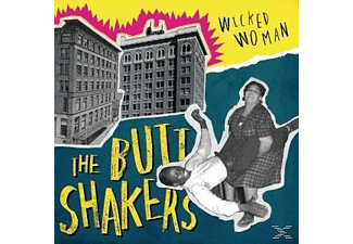 The Buttshakers - Wicked Woman - (EP (analog))