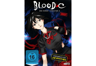 Blood C - Die Serie Volume 4 - Episode 10-12 [DVD]