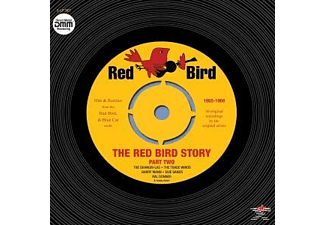 VARIOUS - The Red Bird Story Vol.2 - (Vinyl)