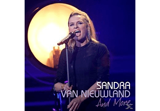 Sandra Van Nieuwland - And More | CD