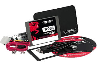 KINGSTON SV300S3B7A/120G V300 Upgrade Bundle Kit