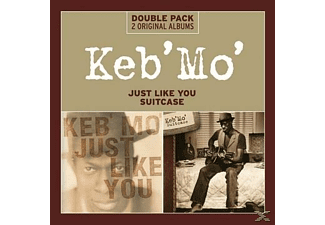 Keb' Mo' - Just Like You/Suitcase - (CD)