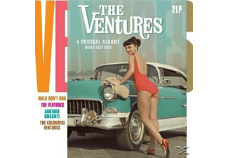The Ventures - 4 Original Albums-Mono Editions - (Vinyl)