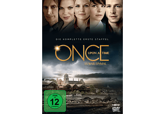 Once Upon a Time: Es war einmal - Die komplette erste Staffel Science Fiction DVD
