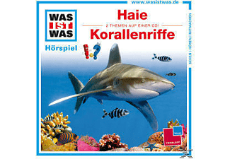 WAS IST WAS: Haie / Korallenriffe - (CD)