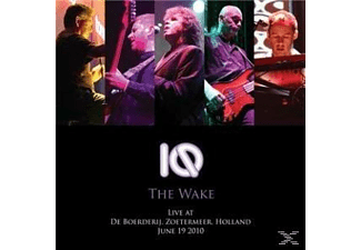 Iq - The Wake In Concert [CD + DVD Video]
